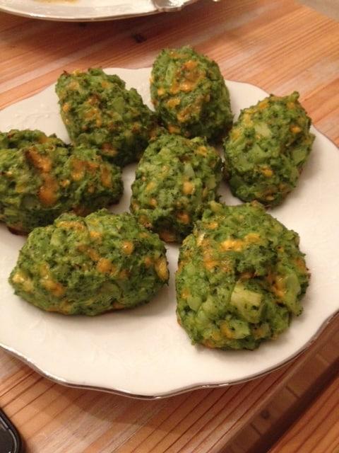Slow Juicer Opskrifter Med Broccoli : Broccoli hapser med ost - Sundere kost