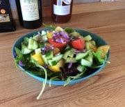Simpel salat med et twist