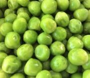Grønne ærter