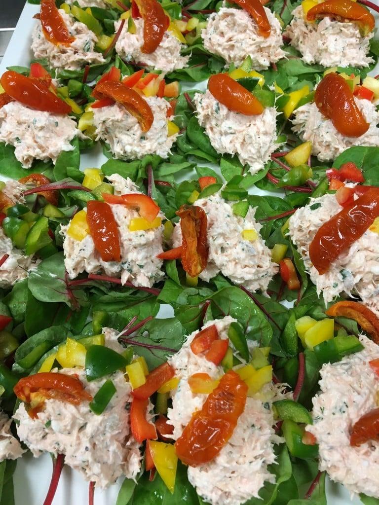 Lakse salat