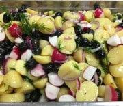 Kartoffelsalat med dild