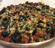 Grøn lasagne
