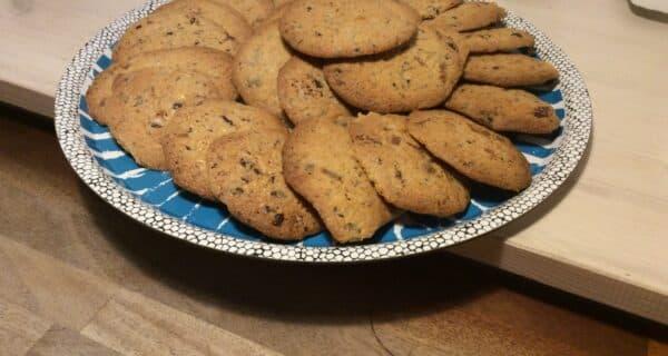 Chokolade cookie