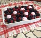 Flødebolle dessert