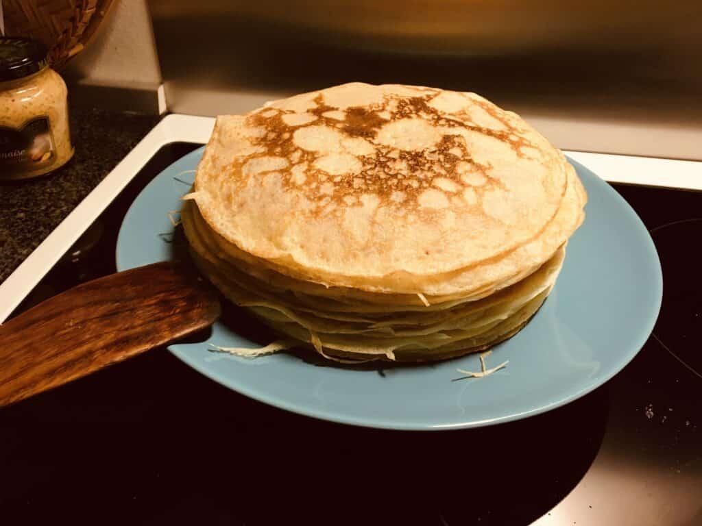 Skønne Glutenfri pandekager