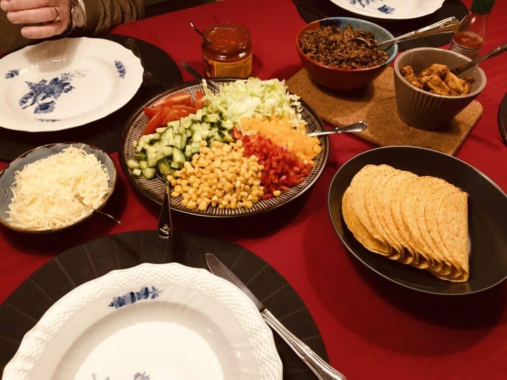 Taco aften
